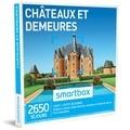 SMARTBOX- GROUPE SMART&CO - Coffret Châteaux et demeures de charme