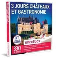 SMARTBOX- GROUPE SMART&CO - Coffret Châteaux et gastronomie - 3 jours