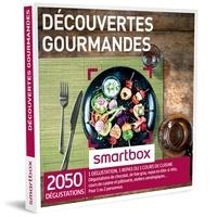 SMARTBOX- GROUPE SMART&CO - Coffret Découvertes gourmandes