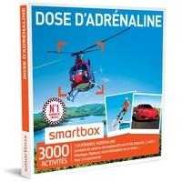 SMARTBOX- GROUPE SMART&CO - Coffret Dose d'adrénaline