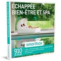 SMARTBOX- GROUPE SMART&CO - Coffret Echappée bien-être et spa