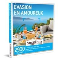 SMARTBOX- GROUPE SMART&CO - Coffret Évasion en amoureux