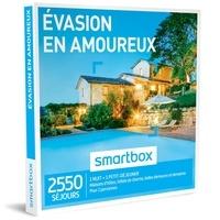 SMARTBOX- GROUPE SMART&CO - Coffret Evasion en amoureux