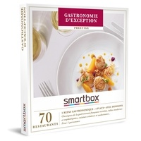 SMARTBOX- GROUPE SMART&CO - Coffret Gastronomie d'exception