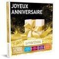 SMARTBOX- GROUPE SMART&CO - Coffret Joyeux anniversaire