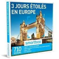 SMARTBOX- GROUPE SMART&CO - Coffret L'Europe étoilée - 3 jours
