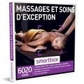 SMARTBOX- GROUPE SMART&CO - Coffret Massages et soins d'exception