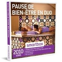 SMARTBOX- GROUPE SMART&CO - Coffret Pause de bien-être en duo