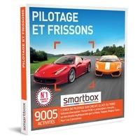 SMARTBOX- GROUPE SMART&CO - Coffret Pilotage et frissons