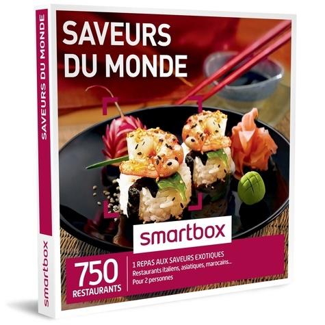 SMARTBOX- GROUPE SMART&CO - Coffret Saveurs du monde