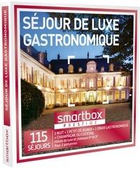 SMARTBOX- GROUPE SMART&CO - Coffret Séjour de luxe gastronomique
