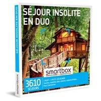 SMARTBOX- GROUPE SMART&CO - Coffret Séjour insolite en duo