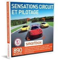 SMARTBOX- GROUPE SMART&CO - Coffret Sensations circuit et pilotage