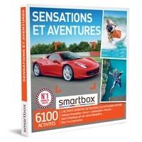 SMARTBOX- GROUPE SMART&CO - Coffret Sensations et aventures