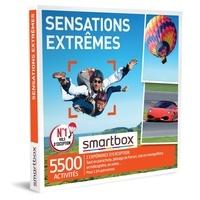 SMARTBOX- GROUPE SMART&CO - Coffret Sensations Extrêmes