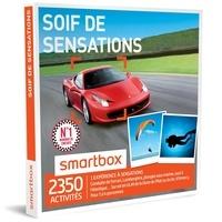 SMARTBOX- GROUPE SMART&CO - Coffret Soif de sensations
