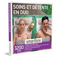 SMARTBOX- GROUPE SMART&CO - Coffret Soins et détente en duo