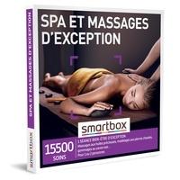 SMARTBOX- GROUPE SMART&CO - Coffret Spa et massages d'exception