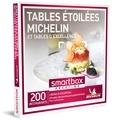 SMARTBOX- GROUPE SMART&CO - Coffret Tables étoilées et tables d'excellence