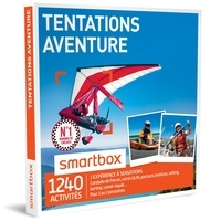 SMARTBOX- GROUPE SMART&CO - Coffret Tentations aventure