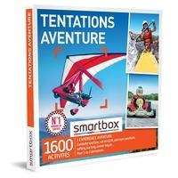 SMARTBOX- GROUPE SMART&CO - Coffret Tentations aventures