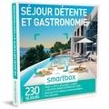 SMARTBOX- GROUPE SMART&CO - Coffret Voyage délicieux et relaxant