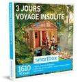 SMARTBOX- GROUPE SMART&CO - Coffret Voyage insolite - 3 jours