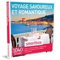 SMARTBOX- GROUPE SMART&CO - Coffret Voyage savoureux et romantique