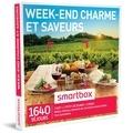 SMARTBOX- GROUPE SMART&CO - Coffret Week-end charme et saveurs