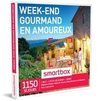SMARTBOX- GROUPE SMART&CO - Coffret Week-end gourmand en amoureux