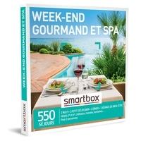 SMARTBOX- GROUPE SMART&CO - Coffret Week-end gourmand et spa