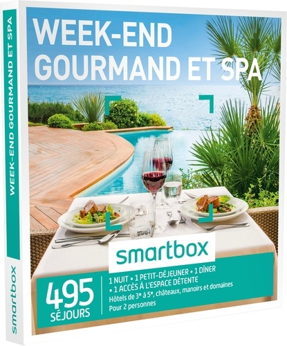 Smartbox Week End Gourmand Et Spa
