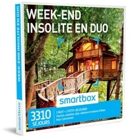 SMARTBOX- GROUPE SMART&CO - Coffret Week-end insolite en duo