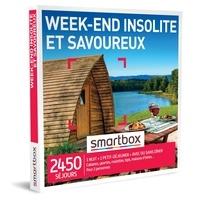 SMARTBOX- GROUPE SMART&CO - Coffret Week-end insolite et savoureux