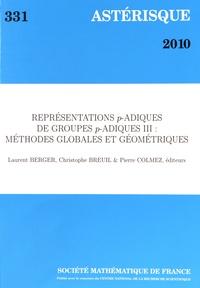 Astérisque N° 331/2010.pdf
