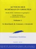 Sylvain Brochard et Brian Conrad - Panoramas et synthèses N° 42-43/2014 : Autour des schémas en groupes - Volume 1.