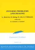Liliana Borcea et Hyeonbae Kang - Panoramas et synthèses N° 44 : Inverse Problems and Imaging.