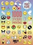 SmileyWorld - 1000 stickers emoticones Peace & love.