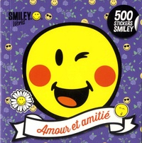SmileyWorld - Amour et amitié - 500 stickers Smiley.