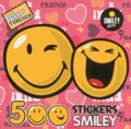 SmileyWorld - Best Friends Forever - 500 stickers smiley.