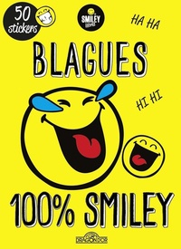 SmileyWorld - Blagues 100% smiley - Avec 50 stickers.