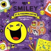 Télécharger le livre amazon Kit de personnalisation Smiley  - Tout pour décorer tes affaires ! (French Edition)