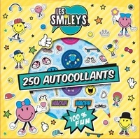 SmileyWorld - Les Smileys - 250 autocollants.