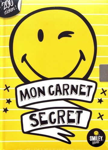 SmileyWorld - Mon carnet secret Smiley World.