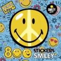 SmileyWorld - Peace & love - 500 stickers smiley.