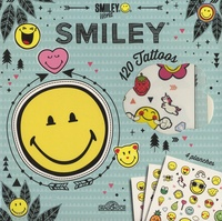 SmileyWorld - Smiley 120 tattoos - Avec 4 planches de tatoos.