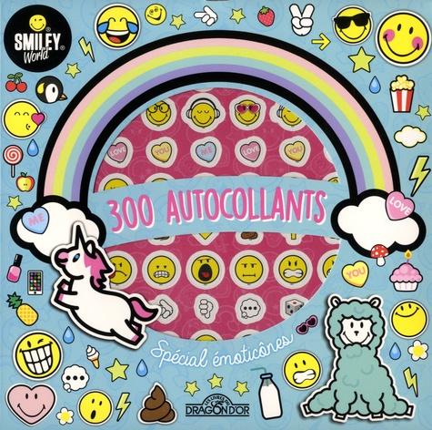 SmileyWorld - Smiley World 300 autocollants spécial émoticônes.