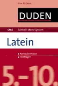SMS Latein - 5.-10. Klasse.
