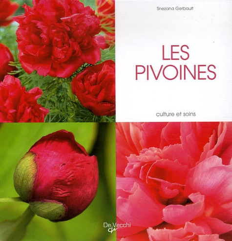 Snezana Gerbault - Les pivoines.