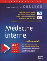 Médecine interne -  SNFMI |
